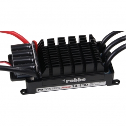 RO-CONTROL PRO 14-130 6-14S -130(160)A BRUSHLESS REGLER OPTO Robbe 8717
