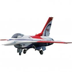 F-16 QQ ARF 3D JET ROT Robbe FPM60A