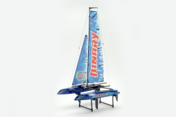 Binary Kat. Segelyacht RTR 2.4G blau Joysway