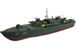 PT-109 Torpedo Boat RTR (Benzin) Vantex