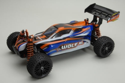 DHK Wolf BL EP 4WD RTR Euro DHK