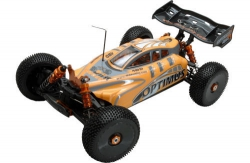 DHK Optimus 4WD EP Buggy RTR Euro DHK