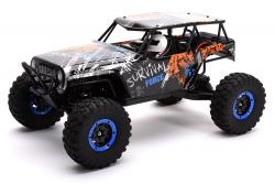 Ripmax Survival 1:10 4WD Rock Crawler RTR 2,4GHz ripmax C-RMX27346/EUR