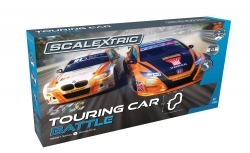 British Touring Car Battle Analog Scal. Carson 1372 500001372