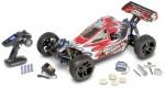 1:5 X5GB GP Dirt Attack 2,4G LCD Kit RTR Carson 304021 500304021