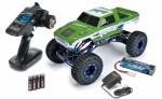 """1:10 XCrawlee 4WD 100%RTR  2.4 äGreen"""" Carson 404068 500404068"""