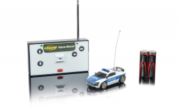 1:60 Nano Racer Polizei 40MHz 100% RTR Carson 404118 500404118