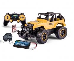 1:12 Jeep Wrangler 2.4G 100% RTR gelb Carson 404146 500404146