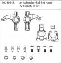 X10E Achsschenkel Set vorne (2) Carson 405483 500405483