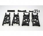 X10EB-2WD Querlenker + Halter-Set V/H Carson 405669 500405669