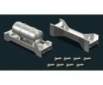 1:14 Alu Rahmentraverse m. Lufttank (2) Carson 530910 500530910
