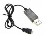 Ladegerät f. X4 Quadcopter (USB) Carson 606067 500606067