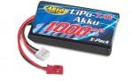LiPo Akku 7,4V 1000mAh Futaba Stecker Carson 608099 500608099