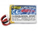 Mini Tyrann Pro 260 Lipo Akku Carson 608119 500608119