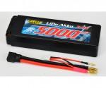 LiPo-RP-7.4V-5000mAh-30C-Box-4mm Carson 608136 500608136
