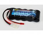 NiMH-RX-Pack-6V-SubC3000mAh-TAM/BEC Carson 608142 500608142