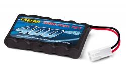 Batterie 7,2V/400mAh, NIMH Mini Tamiya Carson 608195 500608195