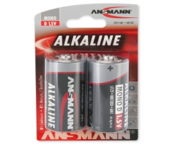 Batterie Set Mono/D 1,5V (2) Carson 609047 500609047