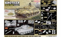 1:35 Sd.Kfz.182 Kingtiger Porsche Turret Carson 776848 500776848