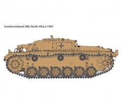 1:35 StuG.III Ausf.D w/Tropical Air Filt Carson 776905 500776905