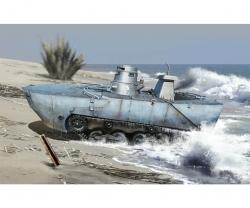 1:35 IJN Type 2 (Ka-Mi) Amphibious Tank Carson 776916 500776916