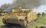 1:72 PZ.KPFW.III Ausf. N w/Schürzen Ten Carson 777407 500777407