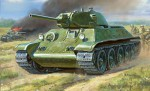 1:100 WWII Wargame Add-On T34/76 Panzer Carson 786101 500786101