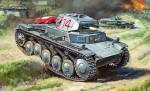 1:100 WWII Wargame Add-On Dt. Panzer II Carson 786102 500786102