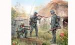 1:72 WWII Fig.-Satz Dt. Infanterie (10) Carson 786105 500786105
