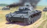 1:100 WWII Wargame Add-On Dt. Panzer III Carson 786119 500786119