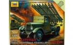 1:100 WWII Wargame AOn Sov. Katyusha Carson 786128 500786128