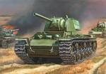 1:100 WWII Wargame AOn Sov. Panzer KV-1 Carson 786141 500786141