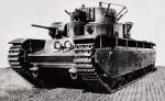 1:100 Sovietischer Panzer T-35 Carson 786203 500786203