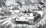 Tank Combat World War II - Wargame Carson 786222 500786222