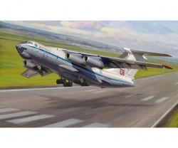 1:144 Ilyushin IL-76 MD Heavy Transporte Carson 787011 500787011