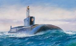 1:350 Borey-Class Russ.Nuclear Submarine Carson 789058 500789058
