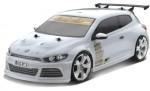 1:10Kar.Satz VW Sciroc. weiß Tuner-Dekor Carson 800054 500800054