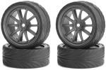 Big Wheel-Set 14 On-Road f�r 1:10 Carson 900066 500900066