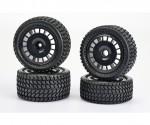 All Terrain 2WD Reifen-Set (4) Carson 900134 500900134