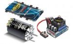 Brushless-Set Dragster Pro 12 T, black Carson 906116 500906116