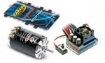 Brushless-Set Dragster Pro 16 T, black Carson 906117 500906117