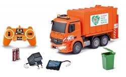 1:20 Mercedes Müllwagen 2.4G 100% RTR Carson 907297 500907297