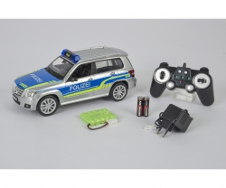 1:14 Mercedes Benz GLK Polizei 100% RTR Carson 907304 500907304