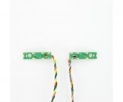1:14 7,2V 6-Kammer LED-Platine Uni Carson 907385 500907385