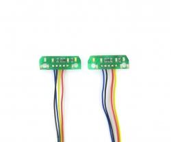 1:14 12V 7-Kammer LED-Platine Uni Carson 907388 500907388
