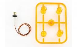 1:14 SMD-Rundumleuchte orange senkr.(1) Carson 907579 500907579