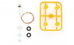 1:14 SMD-Rundumleuchte orange +/- 5° (1) Carson 907580 500907580