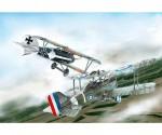 1:72 S.E.5a and Albatros D.III (WWI) Carson 1374 510001374
