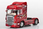 1:24 SCANIA R560 V8 Highline Red Griffin Carson 3882 510003882