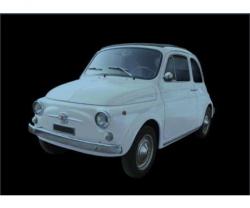 1:12 Fiat 500F (1968 version) Carson 4703 510004703